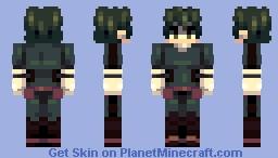 Miiiidoriya Iiiiizuku Minecraft Skin