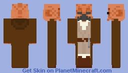 Plo Koon - Star Wars: Revenge of the Sith Minecraft Skin