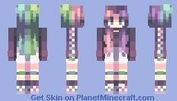 polaroid Minecraft Skin