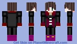 Keshaton - Request Minecraft Skin
