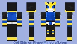 Kamen Rider Kuuga Dragon Form Minecraft Skin