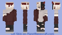 Do you wanna start a cult with me? Minecraft Skin