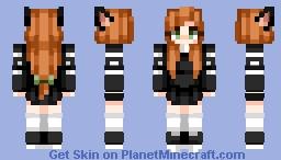 Minni Minecraft Skin