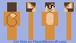 Miss Fox's School of Education - Miss Fox Minecraft Skin
