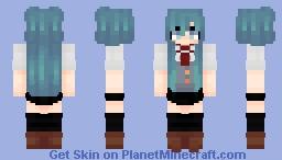 Nejire Hadou Minecraft Skin