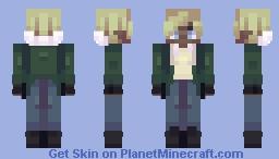 ThunderClouds Minecraft Skin