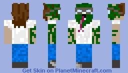 J̶u̶s̶t̶ ̶y̶o̶u̶r̶ ̶a̶v̶e̶r̶a̶g̶e̶ ̶l̶i̶b̶r̶a̶r̶i̶a̶n̶ Minecraft Skin