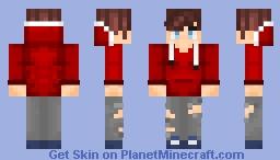 hii Minecraft Skin