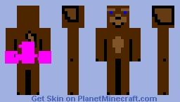 PUPPY Minecraft Skin