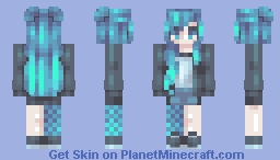 tidal Minecraft Skin