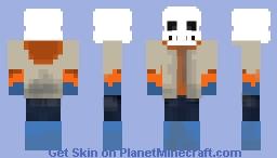 DustSwap: Dusttrust Sans Minecraft Skin