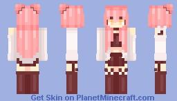 🖤; sweet little unforgettable thing Minecraft Skin