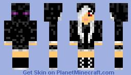 Skullgirl Minecraft Skin