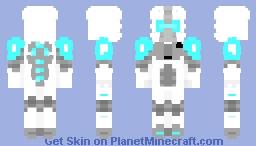 Cyber Soldier[OC] /Null/ Minecraft Skin