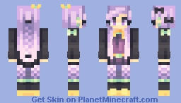 black poker Minecraft Skin