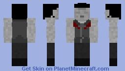 Colossus(dead pool) Minecraft Skin