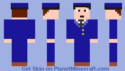 Keith Hartley Minecraft Skin