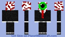 Halloween Eyeball Minecraft