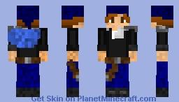 ZATIOM (StarWars Version) Minecraft Skin