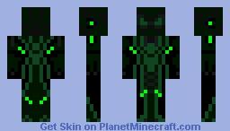 Tactical Spider-Man Minecraft Skin