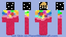 Bowl Of Candy Minecraft Skin