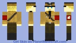 Sturmabteilung 1 Minecraft Skin