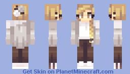 overflow Minecraft Skin