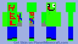 Blank Minecraft Skin