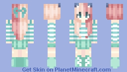 A bit of the past Minecraft Skin