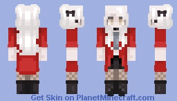 ღ Hollow Heart - Contest - Re-upload Minecraft Skin