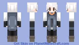 ღ  The Little Things | Request Minecraft Skin