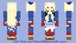 lєσ- ɪꜰ ʏᴏᴜ ᴍᴀʀʀʏ ᴍᴇ ᴛʜᴇɴ ᴏᴜʀ ꜱᴏᴜʟꜱ ᴡɪʟʟ ʙᴇ ʙᴏɴᴅᴇᴅ ꜰᴏʀ ᴀʟʟ ᴇᴛᴇʀɴɪᴛʏ. Minecraft Skin