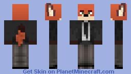Fox (RFL) Minecraft Skin