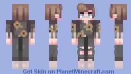 Bloom Minecraft Skin