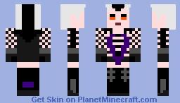 Sindel (Revenant) Minecraft Skin