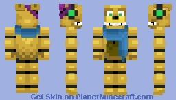 SpringZ McChallenger Minecraft Skin