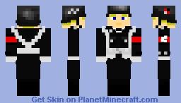 SS-Leibstandarte A.H Honor Guard, 1938 Minecraft Skin