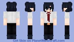 Suneater ; Tamaki Amajiki Minecraft Skin