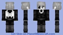 Wodahs (Better in 3D) Minecraft Skin