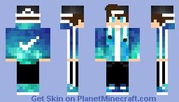 Gaming Man Minecraft Skin
