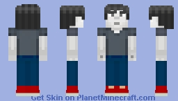 Minecraft Story Mode Skin Base (Male) Minecraft Skin