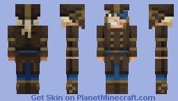Bat Battler (Mini Game Heroes) Minecraft Skin