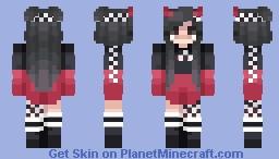 ¢нє¢кєяѕ ~Inspirinq Minecraft Skin