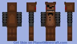 Broken Toy Freddy (Survive The Night / Theyll Find You) Minecraft Skin
