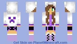 Kitty311 upgrade Minecraft Skin