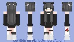 ʙʀᴏᴋᴇɴ | emimocha Minecraft Skin