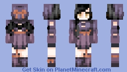 Here's to Never Growing Up~ Minecraft Skin