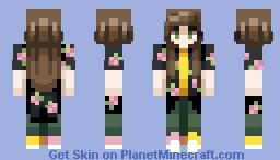 Raffle!!! ~ Catligraphy // POPREEL Minecraft Skin