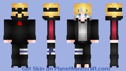 Boruto - Boruto Minecraft Skin