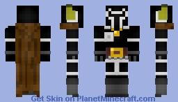Warrior of Chaos Minecraft Skin